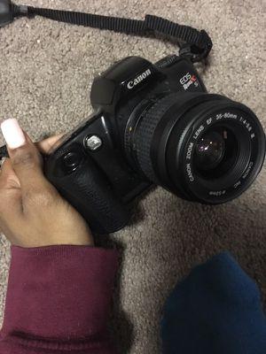 New cannon camera