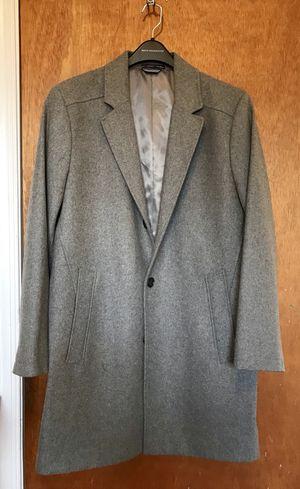 Brand New Wool Top Coat