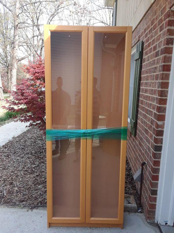 glass door furniture. Glass Door Cupboard. With Shelves. Furniture