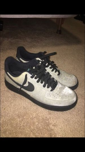 Diamond Nike AF1s - Size 9.5