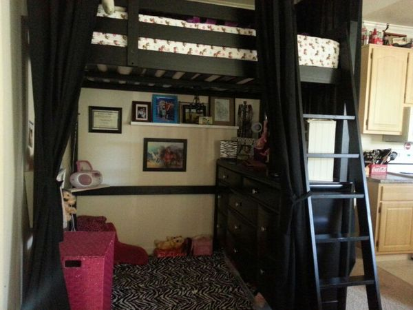 Ikea Stora Loft Bed Full Furniture In San Jose Ca