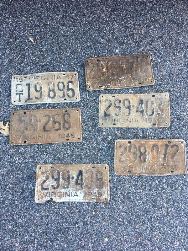 Antique plates 47-49 (Antiques) in Petersburg, VA - OfferUp