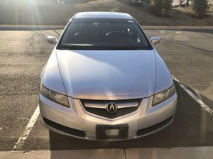 2004 Acura TL S-type with Navi