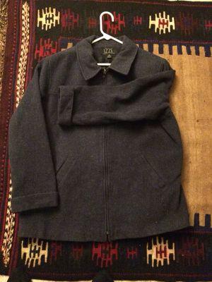 Navy Blue IZZI Collections Ladies Coat Size XL