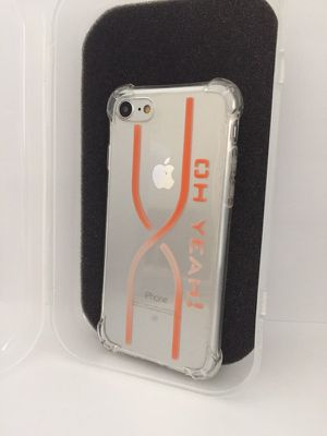Thermal Response iPhone Case - Personalized