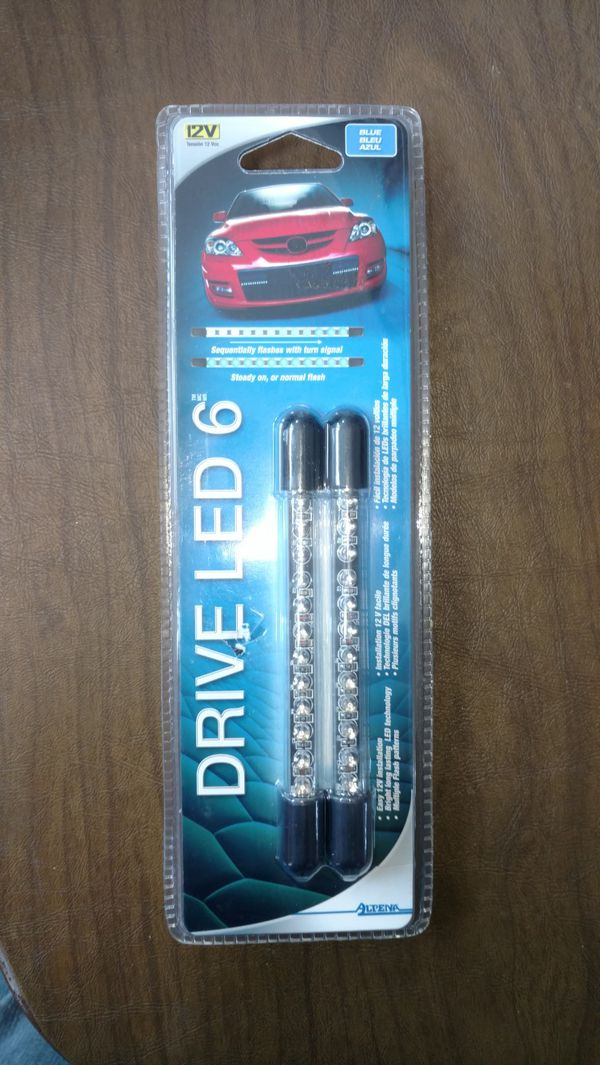Alpena LED turn lights,blue (Auto Parts) in Moosic, PA