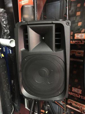 Alphasonik Bluetooth dj speaker