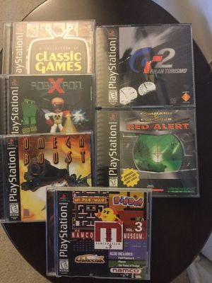 Playstation Video Games 😎👍🎮Visit my page chose a game 🕹