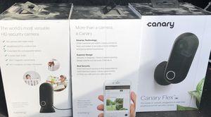 3 Canary Flex Security Camera