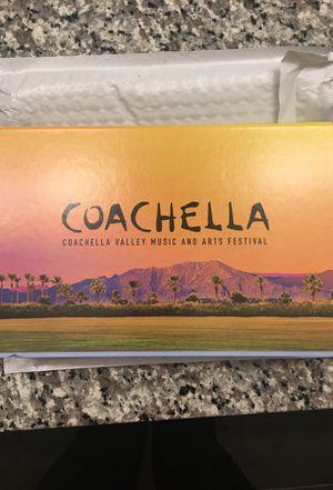 COACHELLA 2018 (1 ticket)