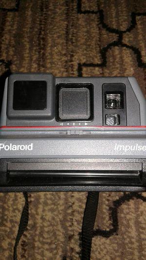 Polaroid impulse one-step camera