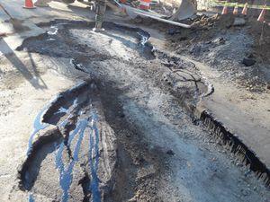 concrete jobs asphalt work