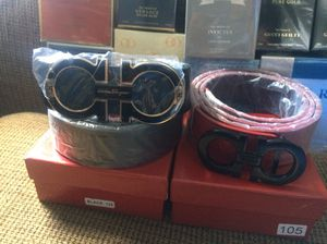 BELT ferragamo 50 each