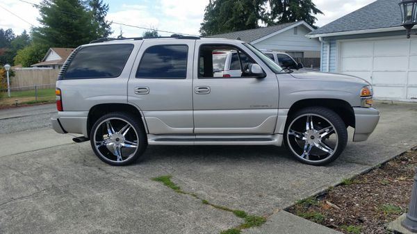 Color fully loaded on 26s cars amp trucks in tacoma wa offerup