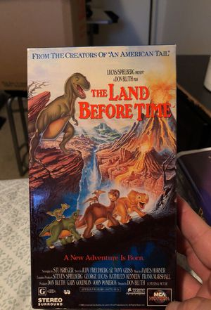 The land before time movie (1988)