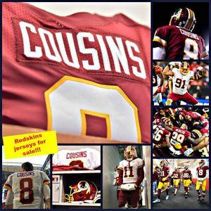 Redskins jerseys for sale