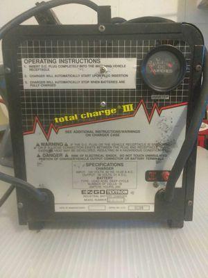 Ezgo marathon Battery Charger 36V 36 Volt 21A 21 AMP Golf Car