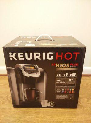 KEURIG K525 PLUS BRAND NEW