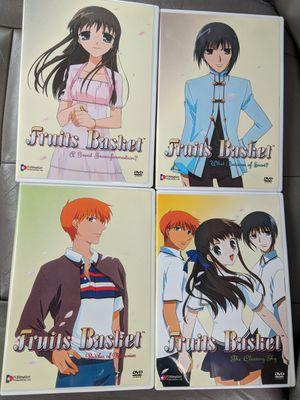 Fruits Basket Complete Series Anime DVD Set