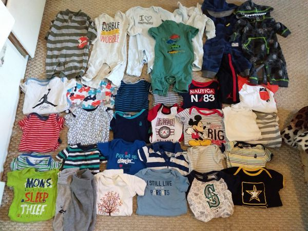0 3 Months Name Brand Baby Boy Clothes Baby Kids In Yakima Wa
