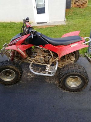 05 Honda 450trx