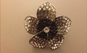 Expandable Flower Ring