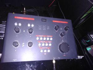 Spl crimson high end audio interface