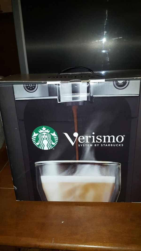 verismo machine 600