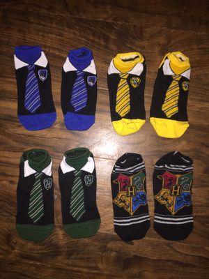 Harry Potter 4 Pair Sock Set