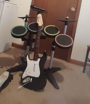 Rock band for PS4