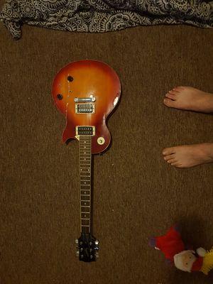 Gibson Custom Shop Golden Era Les Paul Standard Electric Guitar, Washed Cherry