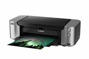 Canon PIXMA Pro-100 Wireless Inkjet Photo Printer-Used once ($500 New)