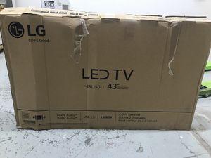 "LG 43"""