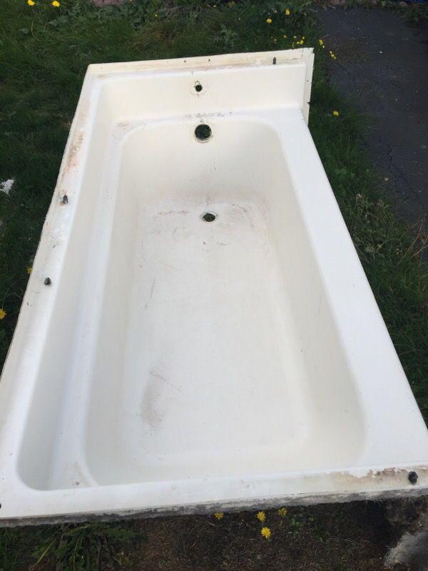 Free Fiberglass Bathtub Shower Home Garden In Seattle Wa