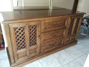 furniture pic. Buffet/sideboard Table By Drexel Furniture Pic