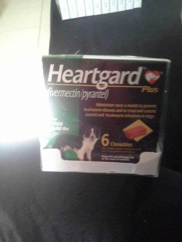 Heartgard Plus for dogs 2650 lbs Pet Supplies in Fort Lauderdale FL