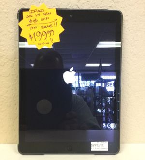 Ipad Air First Gen 16gb Very Nice