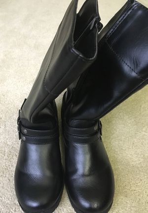 Girls Boots - Once Used - Size 12