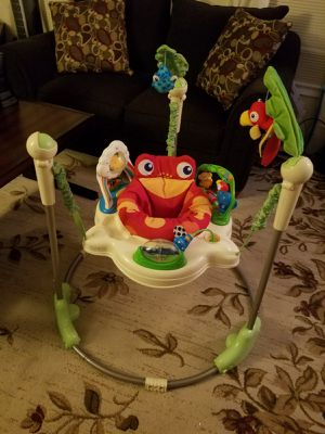 Fisher Price Musical Jumperoo Swing excellent condition