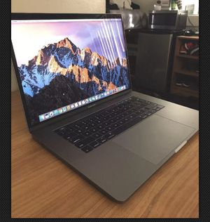 Mac book pro with Touch ID