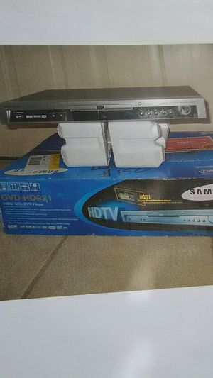 DVD-HD by Samsung