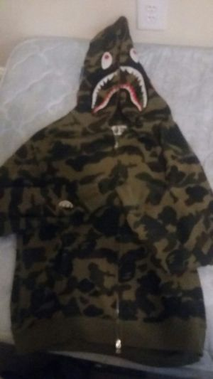 Fresh bape jacket