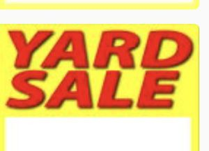 Yard Sell in Brandermill