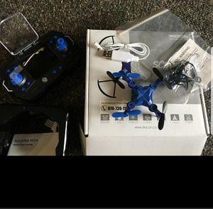 Foldable Mini RC drone