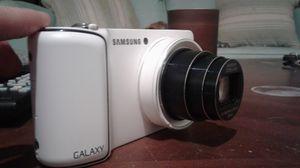Samsung Galaxy Camera Model: EK-GC110
