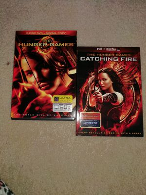 The Hunger Games Movies
