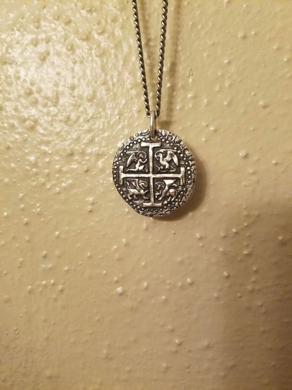 James avery evangelist cross pendant and chain jewelry james avery evangelist cross pendant and chain jewelry accessories in beaumont tx aloadofball Choice Image