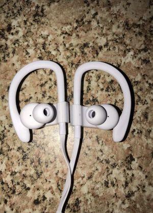Earphones Powerbeats3 Wireless White