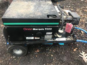 Onan marquis 7000 generator