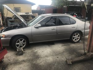 1999 NISSAN ALTIMA. FOR PARTS